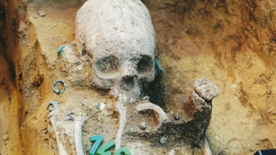 Des crânes déformés livrent un aperçu des communautés pendant la chute de l'empire romain