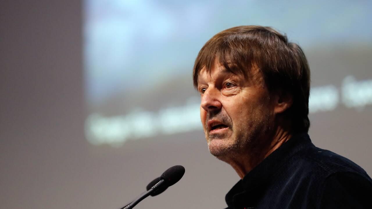Virus: Hulot appelle à une conférence écologique et sociale