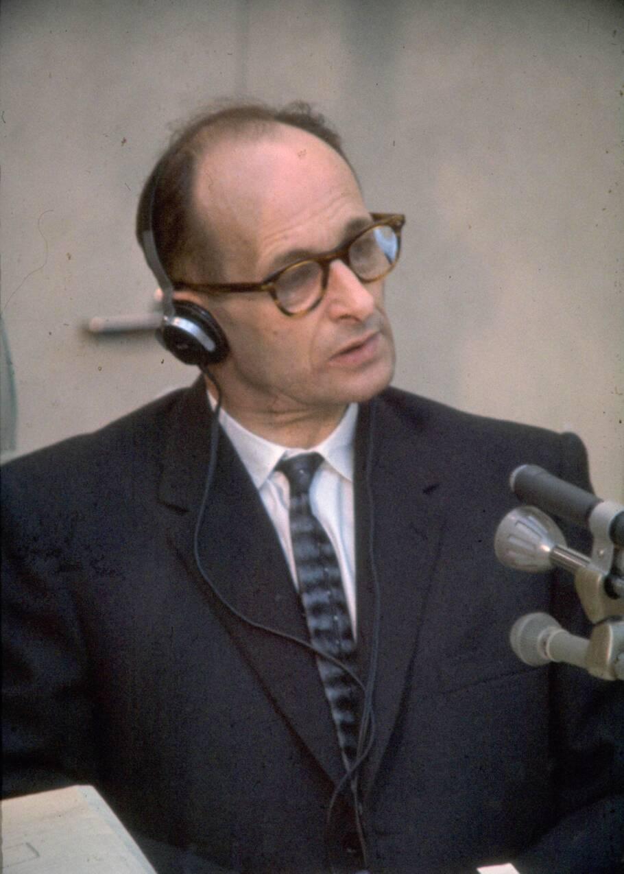 Il y a 60 ans, le procès à Jérusalem du criminel nazi Adolf Eichmann