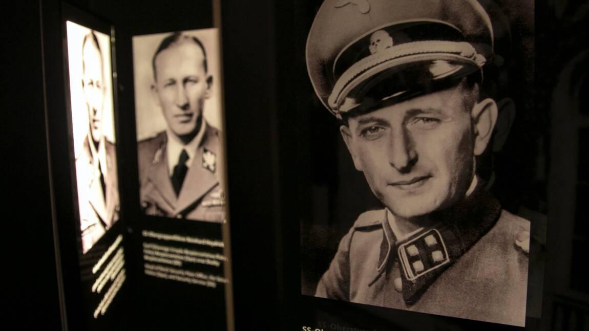 """Le 11 mai 1960, Israël capturait Adolf Eichmann, """"l'homme de la Solution finale"""""""