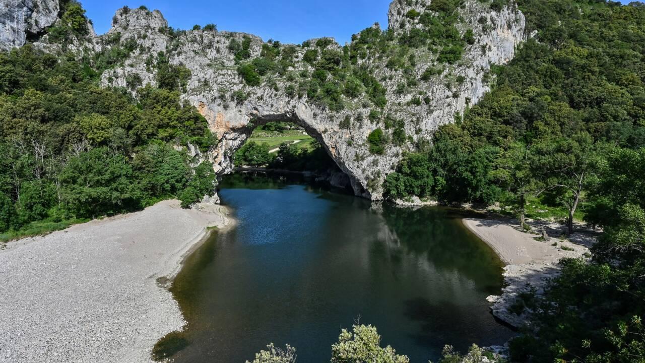 Dans les gorges de l'Ardèche, une virginité retrouvée mais éphémère ?