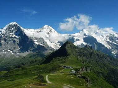Les plus beaux endroits de Suisse