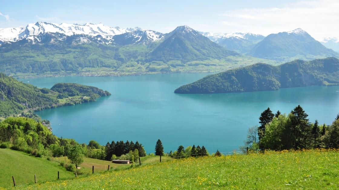 Quels sont les plus beaux endroits de Suisse ?