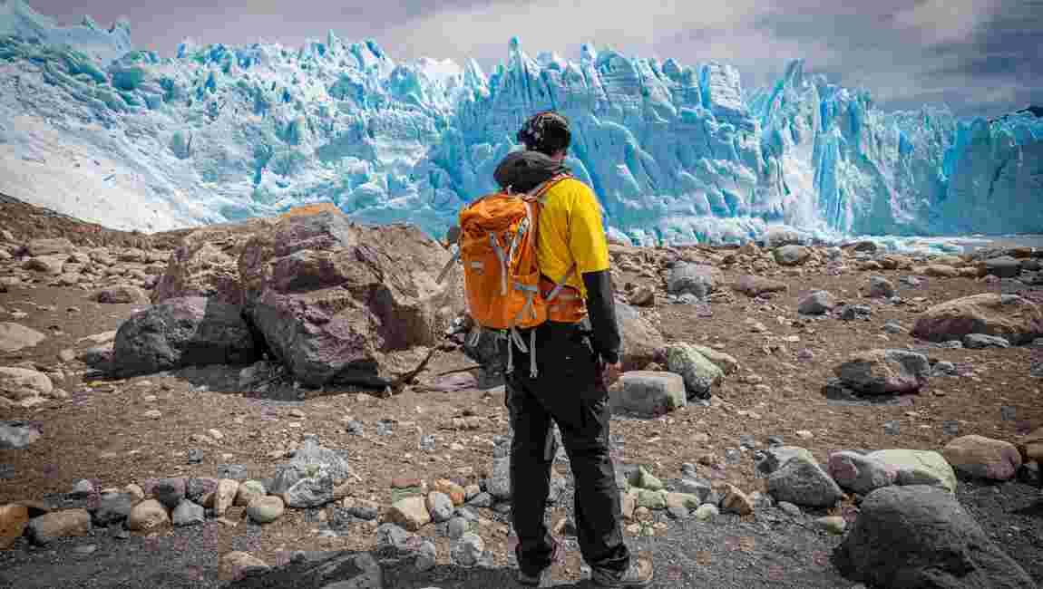 Covid-19 : comment la glace nous aide à comprendre les évènements majeurs de notre histoire