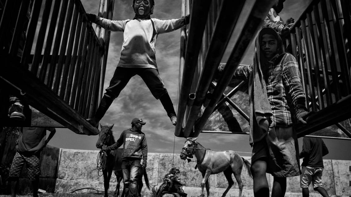 Indonésie : à Sumbawa, sur l'île des enfants cavaliers