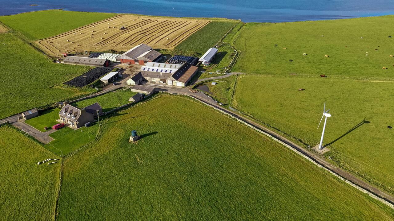 Vers un monde postcarbone, épisode 3 : les Orcades, ces petites îles d'Ecosse aux énergies vertes dernier cri