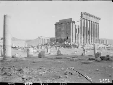 """Syrie : Palmyre il y a 100 ans, quand la """"perle du désert"""" envoûtait l'Occident"""