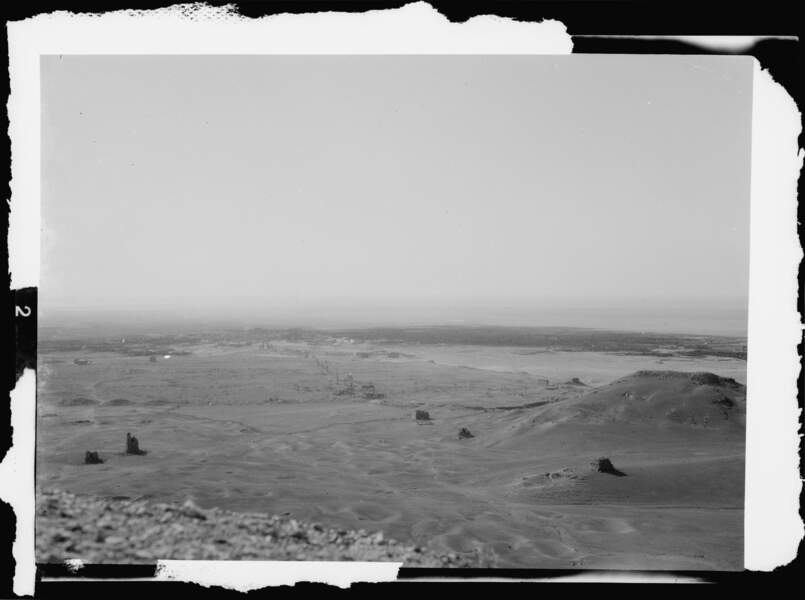 Au loin, Palmyre