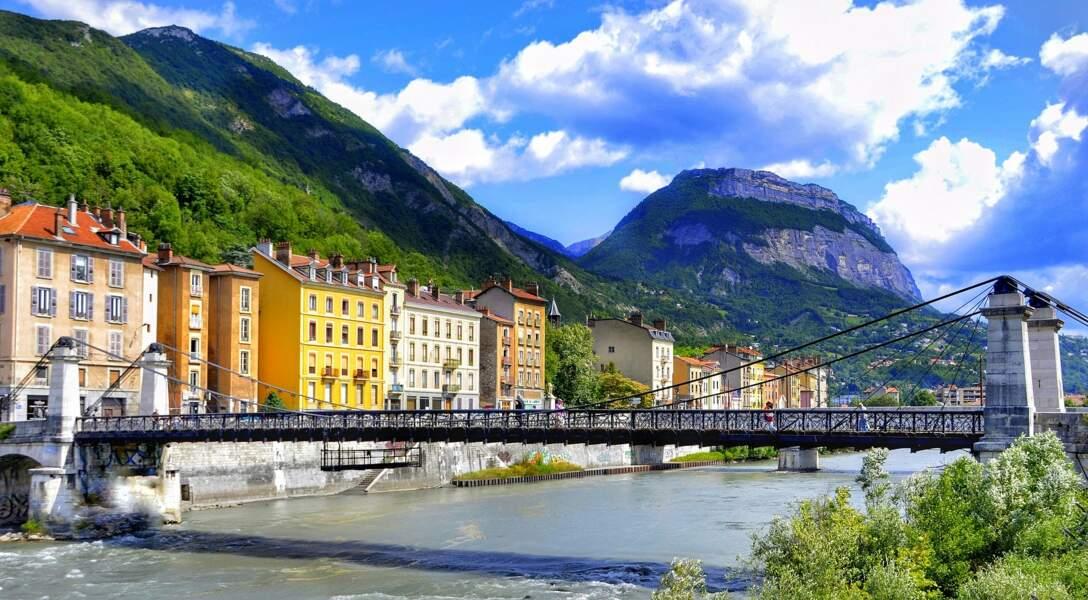 Grenoble et Dijon en lice pour le prix de la ville la plus verte d'Europe 2022