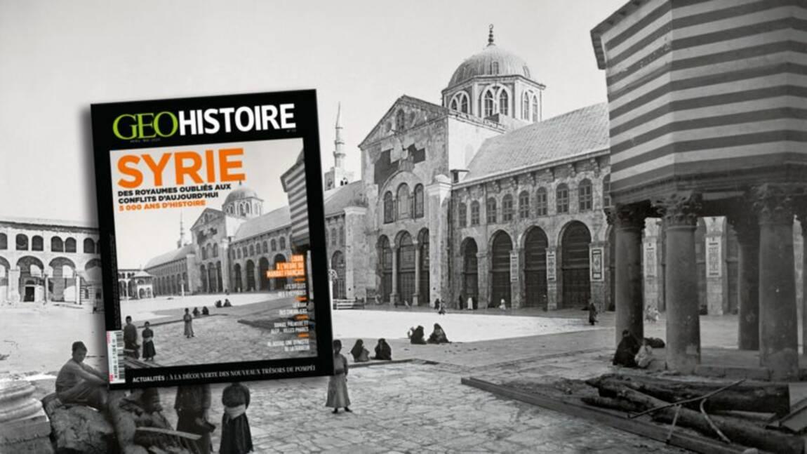 10 raisons de lire GEO Histoire et revivre les grands événements de l'Histoire !