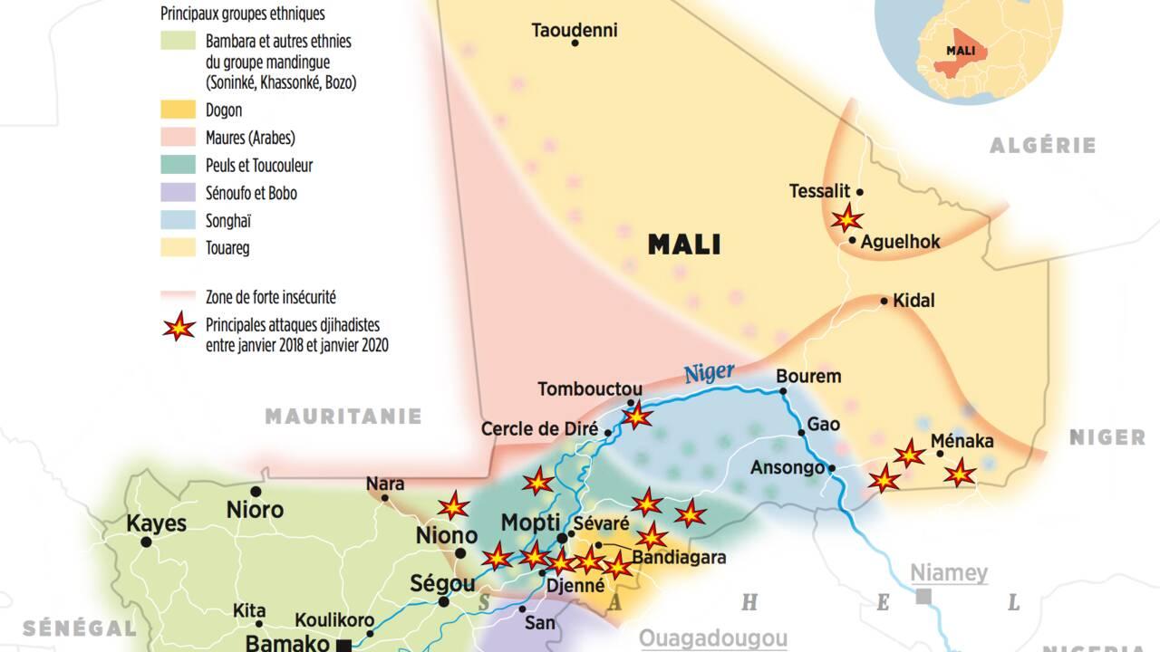 """""""Au Mali, dans le pays Dogon, tout le monde est à bout"""" : le récit de notre photographe Pascal Maitre"""