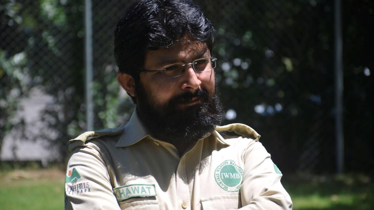 Aux portes d'Islamabad, les léopards profitent du calme grâce au virus