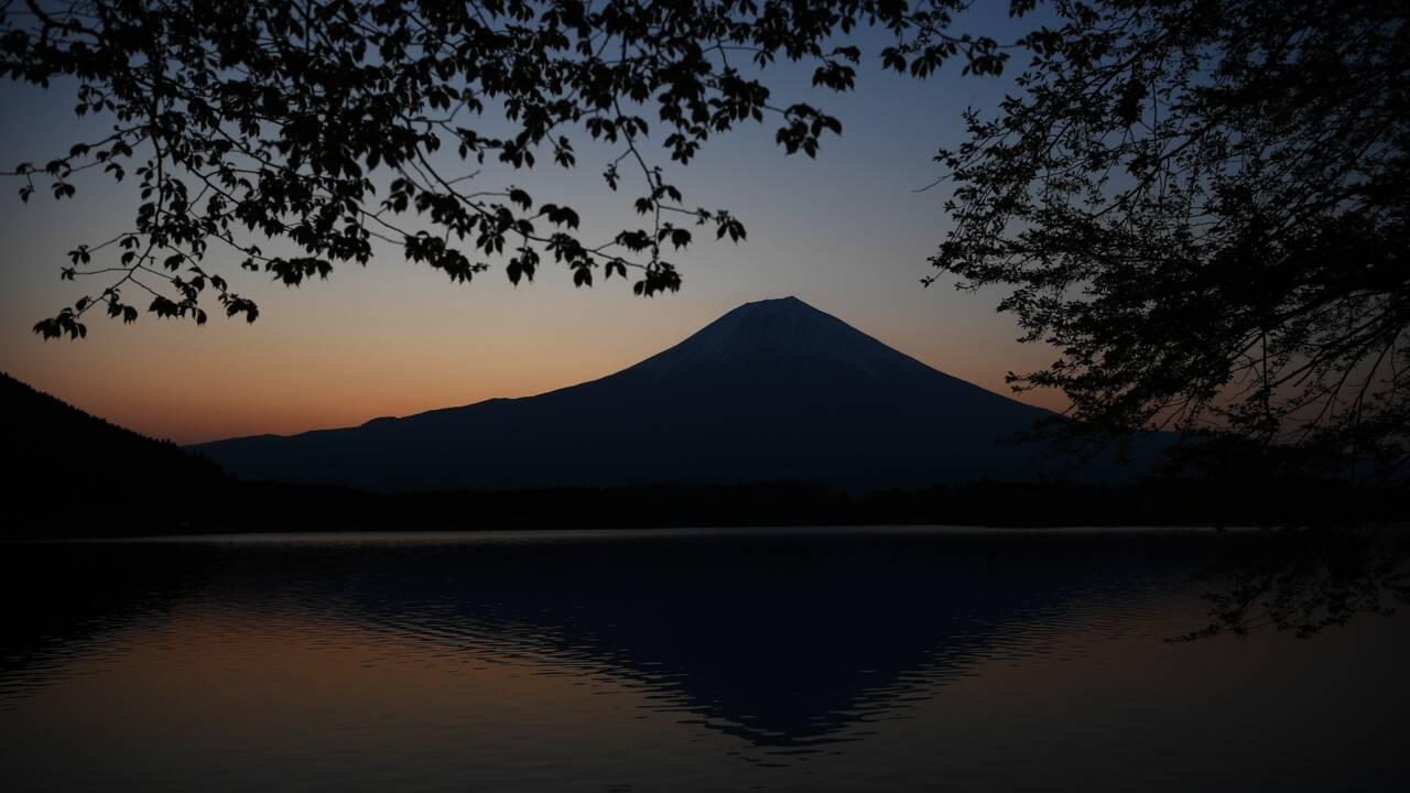 Coronavirus: le Mont Fuji fermé cet été