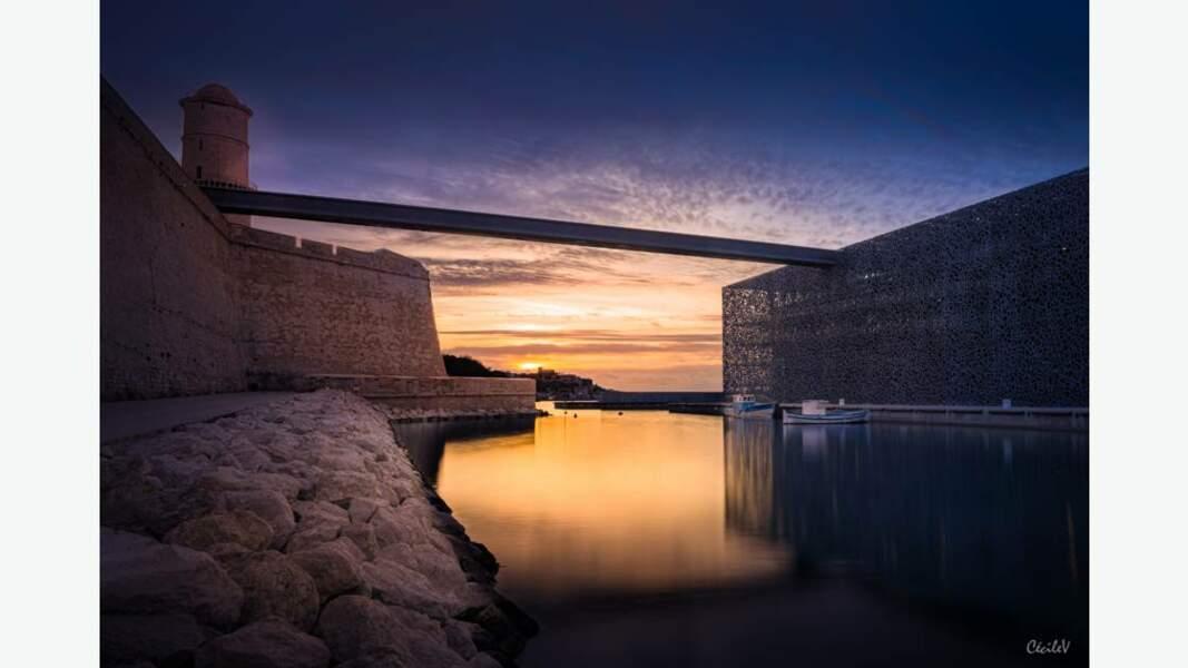 Le Mucem, Marseille, France