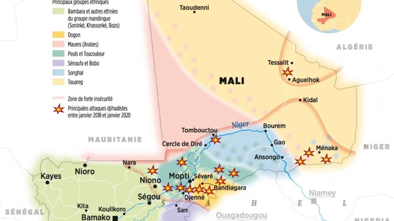 Au Mali, le fragile équilibre entre éleveurs peuls et cultivateurs dogon a été rompu