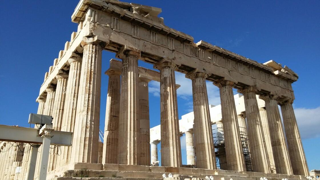 La Grèce réclame à nouveau à Londres de rendre les marbres du Parthénon