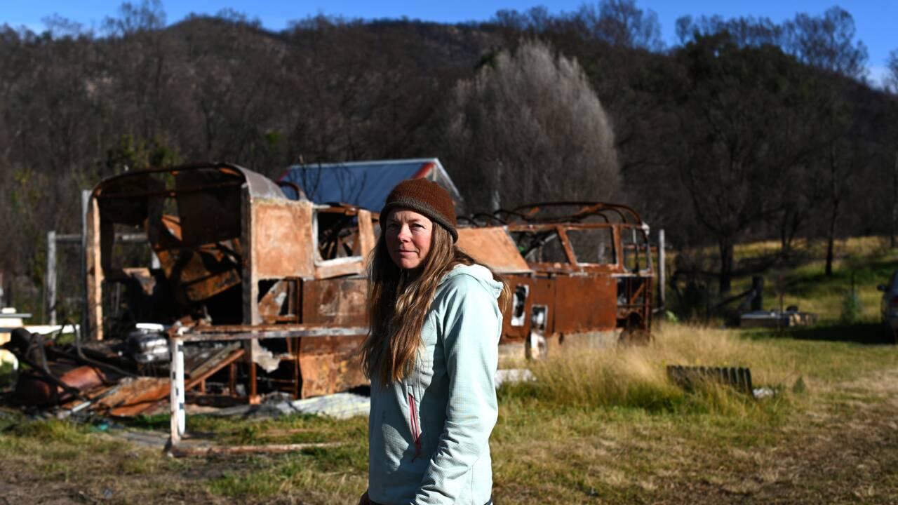 Beaucoup d'Australiens frappés par les incendies vivent toujours dans la précarité