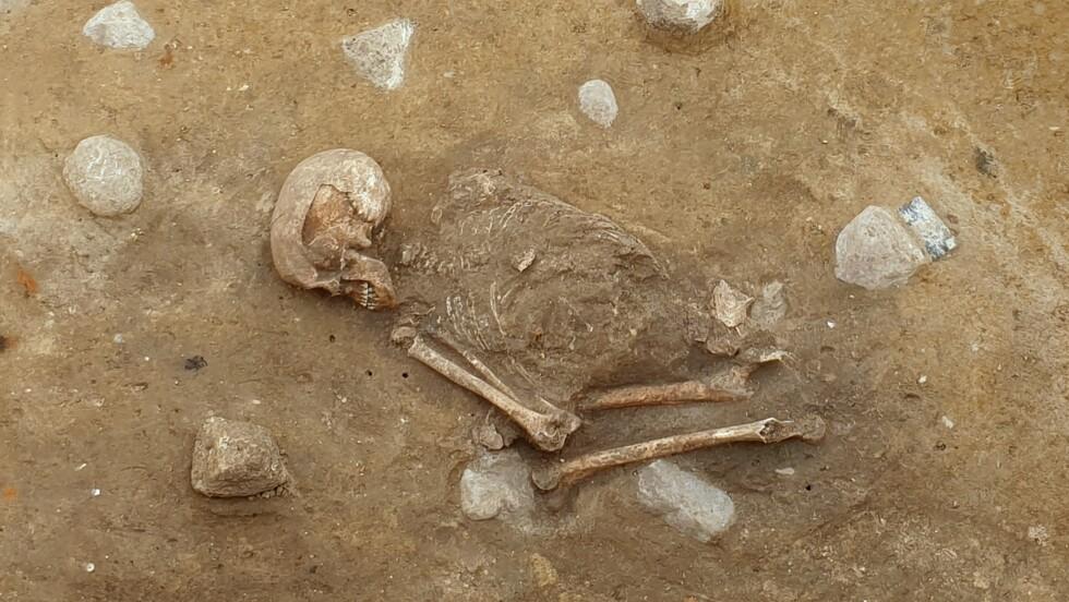 Un squelette de plus de 4000 ans découvert en Allemagne intrigue les archéologues