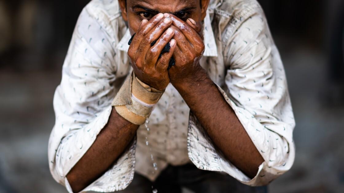 Inde: le coronavirus, une plaie supplémentaire dans la canicule