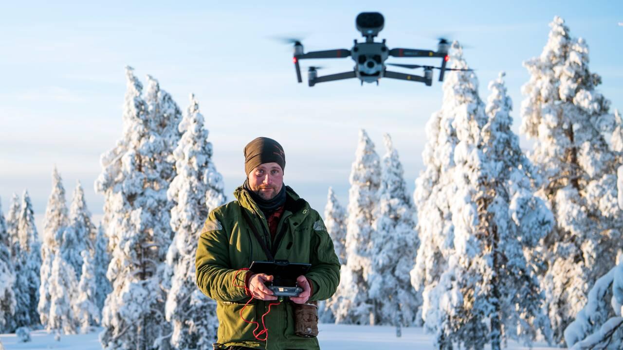 En Laponie, le péril du changement climatique pour les éleveurs de rennes