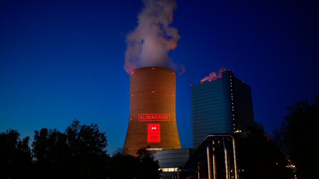Allemagne : protestation lors de la mise en service d'une centrale à charbon