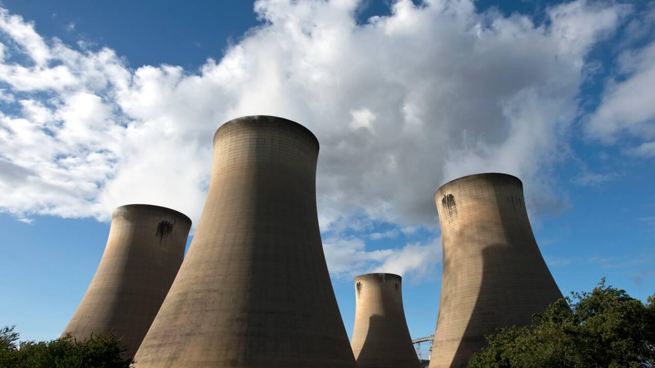 Du charbon à la biomasse, la transition controversée d'une centrale électrique