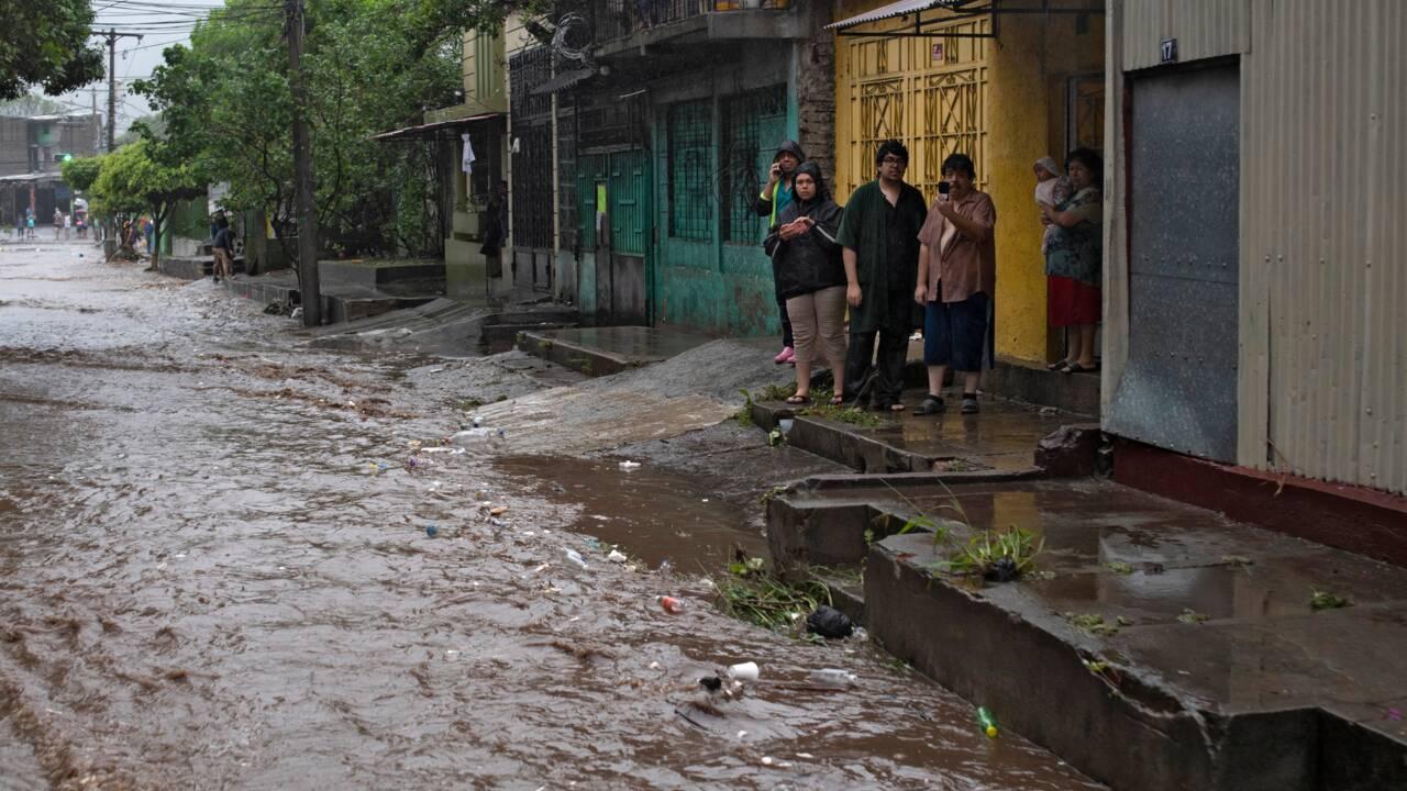 La tempête tropicale Amanda frappe le Salvador et le Guatemala : 9 morts