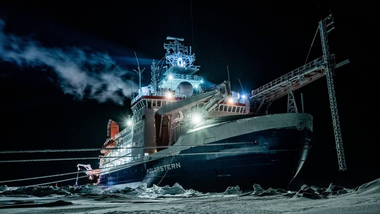 Arctique : le coronavirus chamboule la plus grande mission scientifique