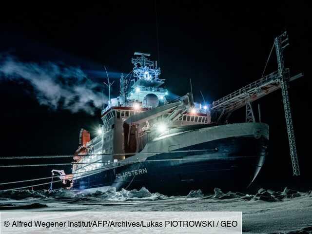 Arctique: le coronavirus chamboule la plus grande mission scientifique