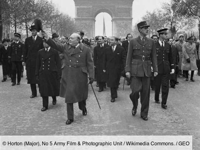 """""""Les Anglo-Saxons se sont toujours méfiés de De Gaulle"""""""