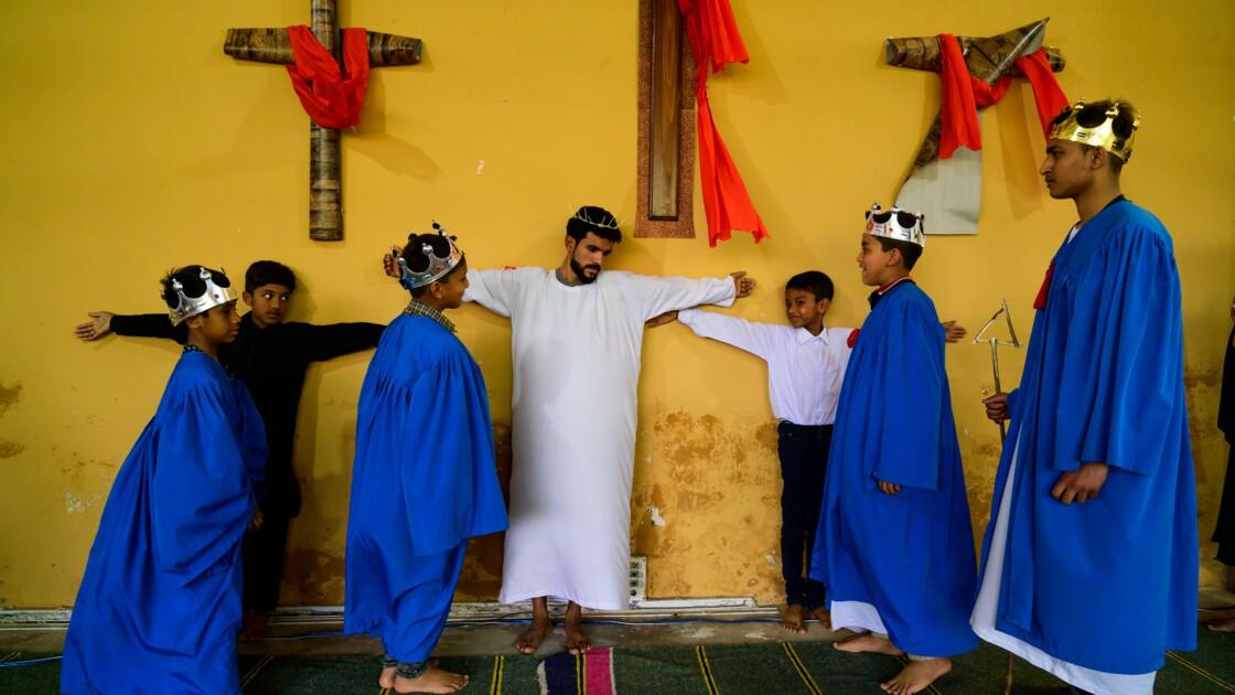Pakistan Immersion Au Cœur De La Minorite Chretienne Geo Fr