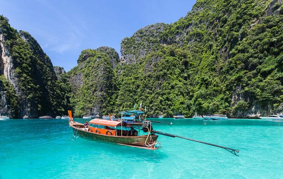 Les îles Phi Phi, Thaïlande