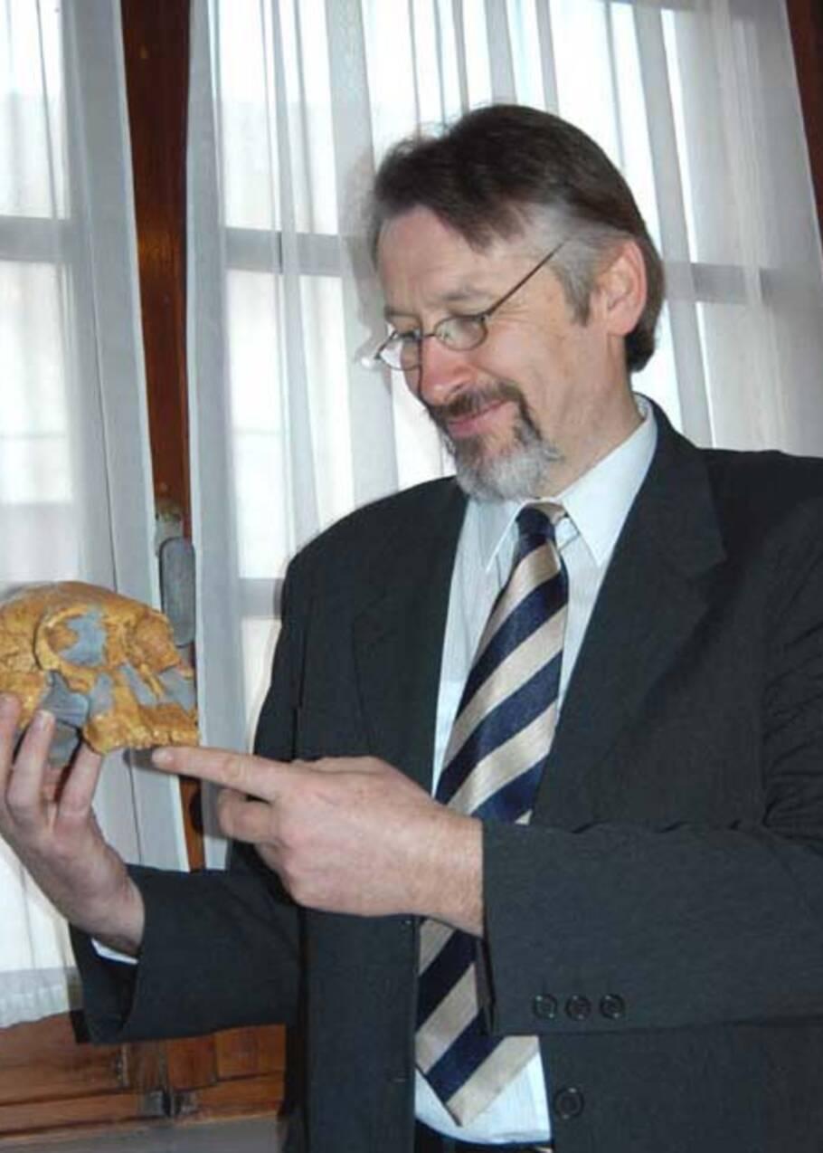 Portrait : Thierry Tillet, l'archéologue explorateur du Sahara