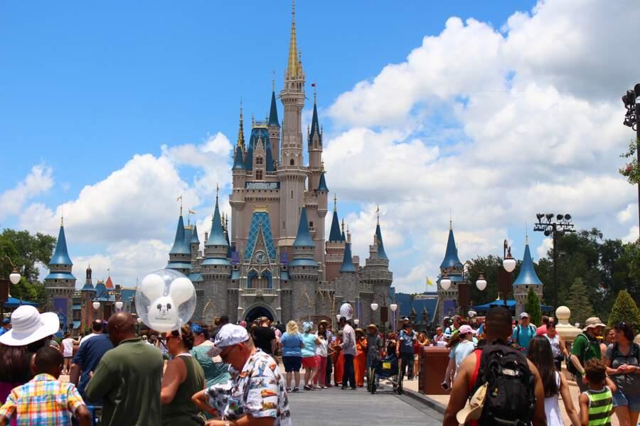 Magic Kingdom Park (Walt Disney World), Floride