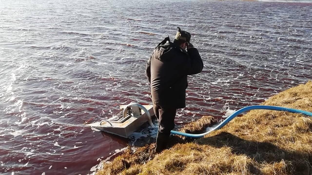 Pollution en Arctique: la Russie ordonne la vérification de structures bâties sur le permafrost