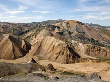 Islande : échappées entre fjords et volcans, déserts noirs et glaciers bleus