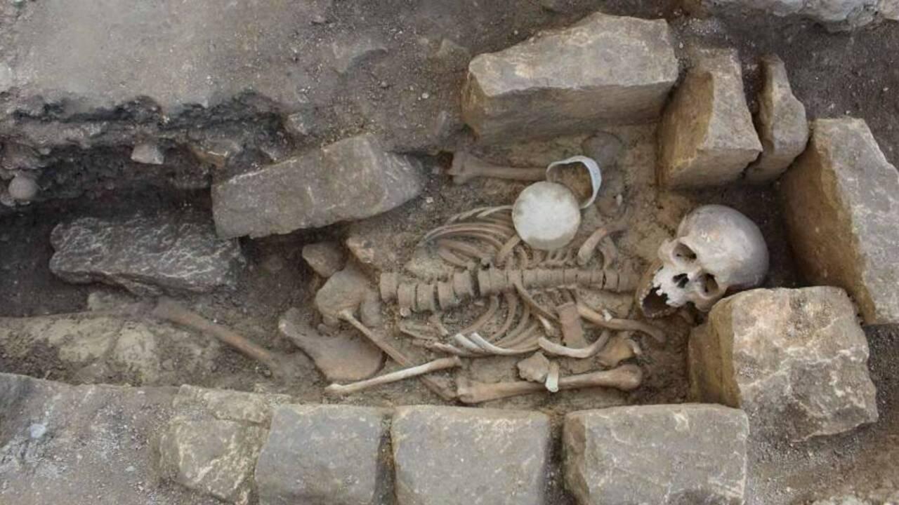 En Angleterre, le visage d'un prêtre du Moyen Age reconstitué près de 900 ans après sa mort