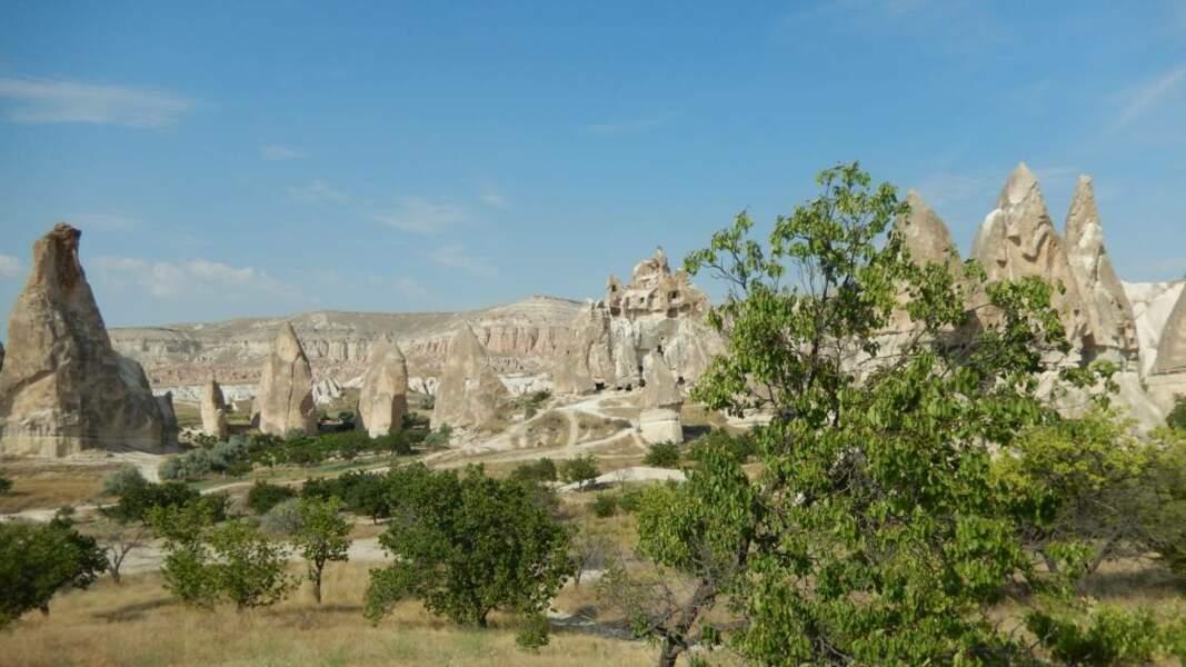 Les cheminées de fée, Cappadoce