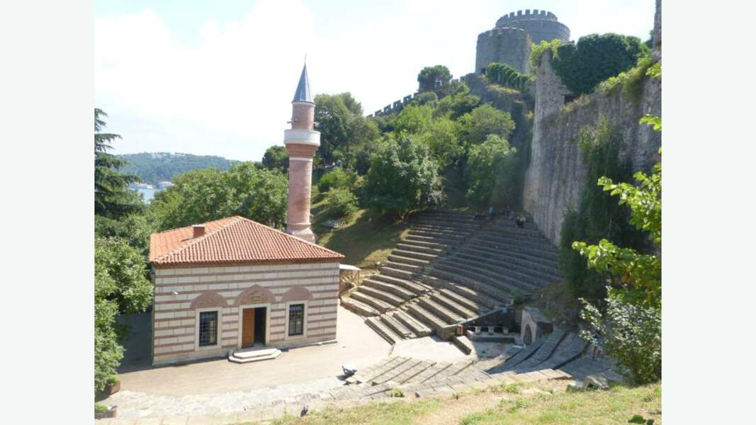 Forteresse d'Istanbul
