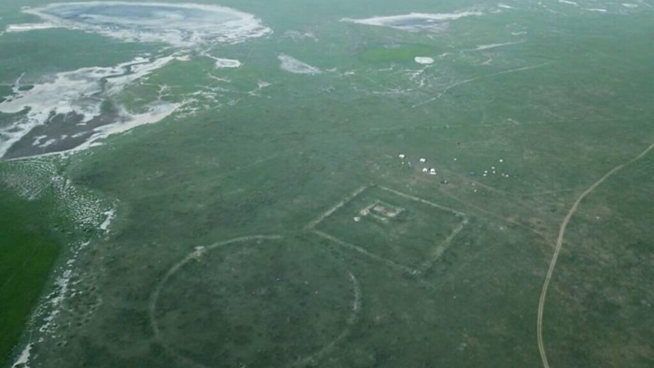 Des archéologues israéliens révèlent une portion oubliée de la Grande Muraille de Chine