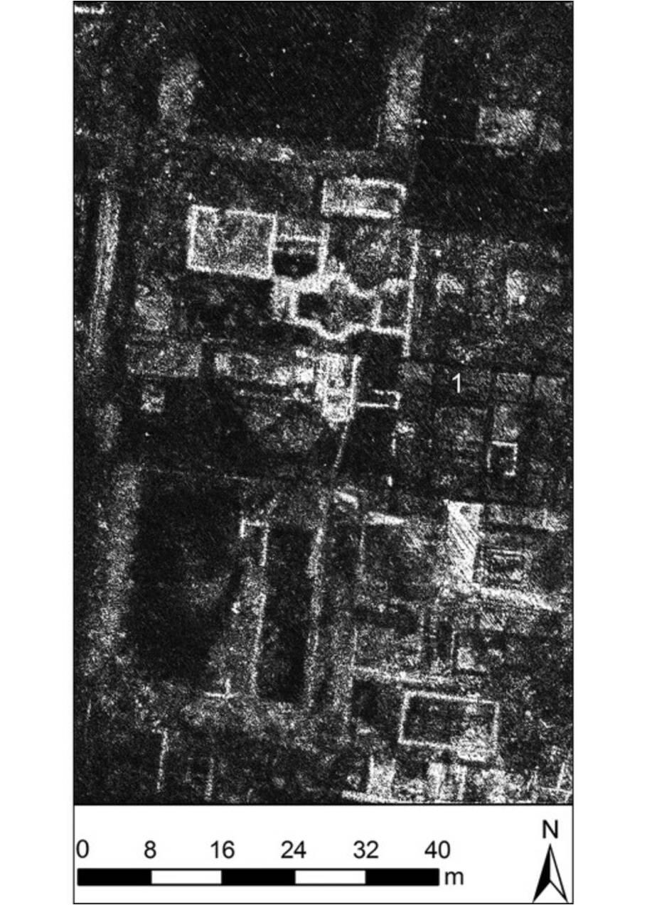 Italie : une ancienne cité romaine cartographiée avec précision grâce à un radar