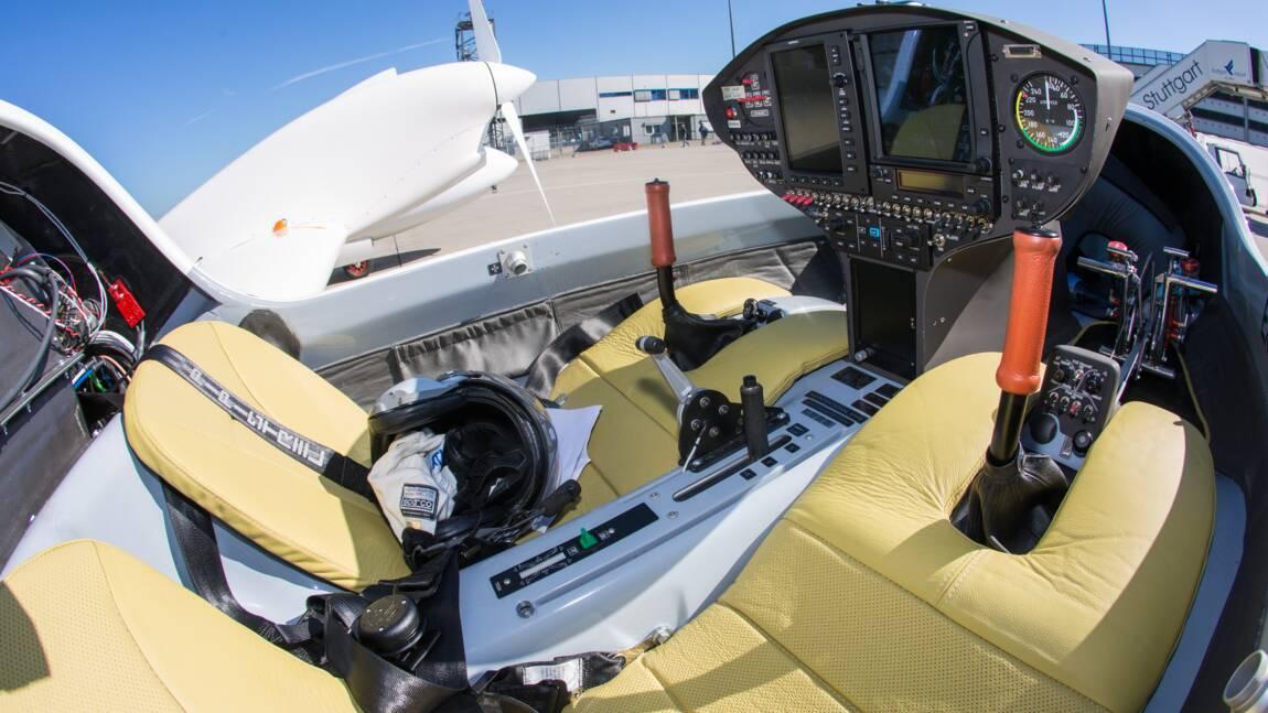 """L'avion à hydrogène en 2035, """"faisable"""" mais des barrières technologiques à lever"""