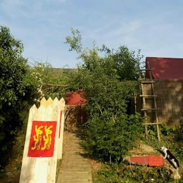 Résider dans un village médiéval