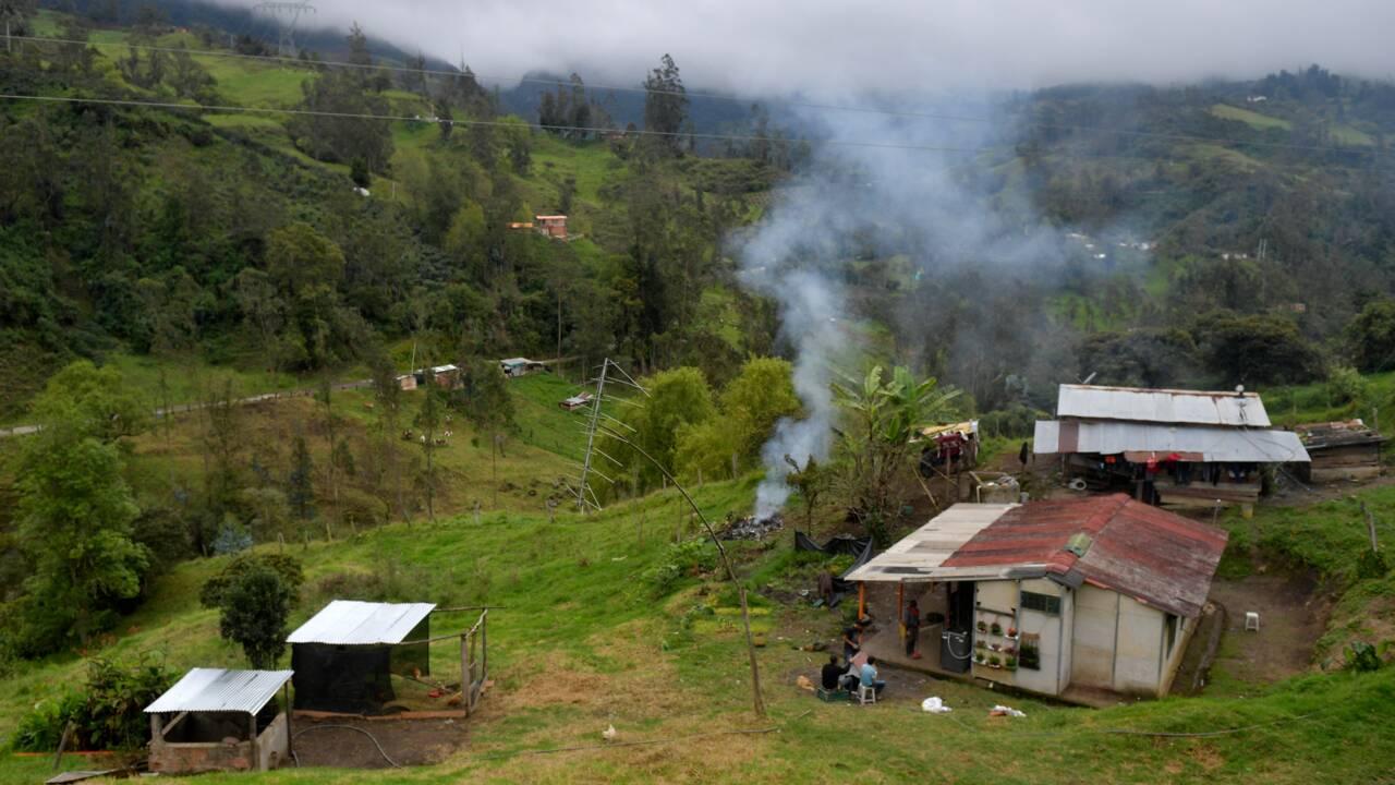 """Colombie: une famille paysanne séduit YouTube avec des """"tuyaux"""" pour les citadins"""