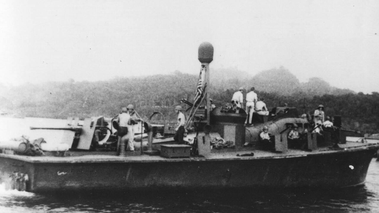 Un bateau barré par John F. Kennedy lors de la Seconde guerre mondiale pourrait avoir été retrouvé à New York