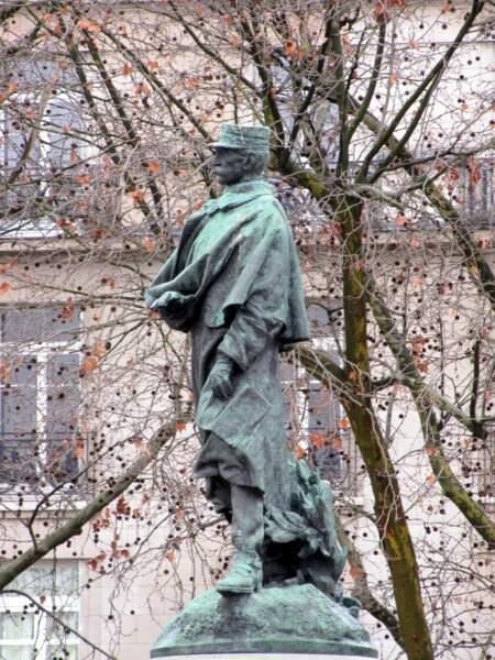 Le Maréchal Gallieni à Paris