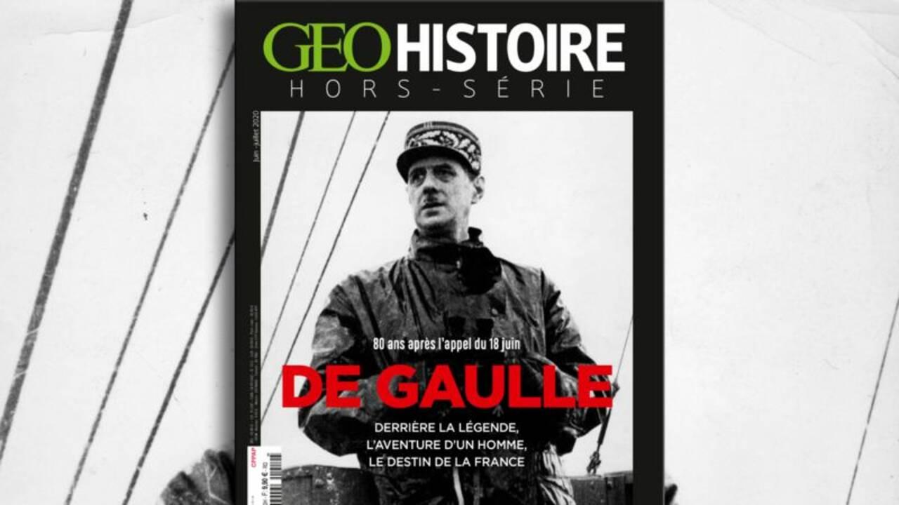 """De Gaulle: de Général de brigade méconnu à l'appel du 18 juin, comment """"le Grand Charles"""" a forgé son destin"""