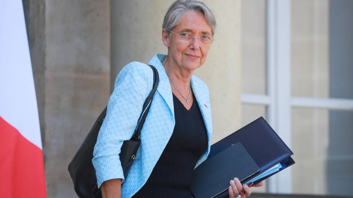 La transition écologique au coeur du plan de sortie de crise, pour Elisabeth Borne