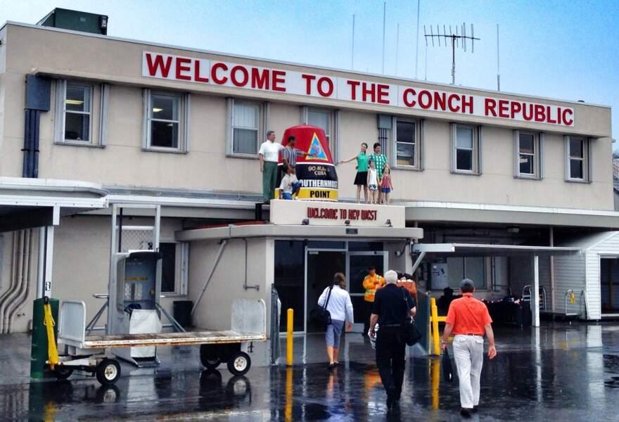 République des Conch : le petit pays qui défia l'Amérique