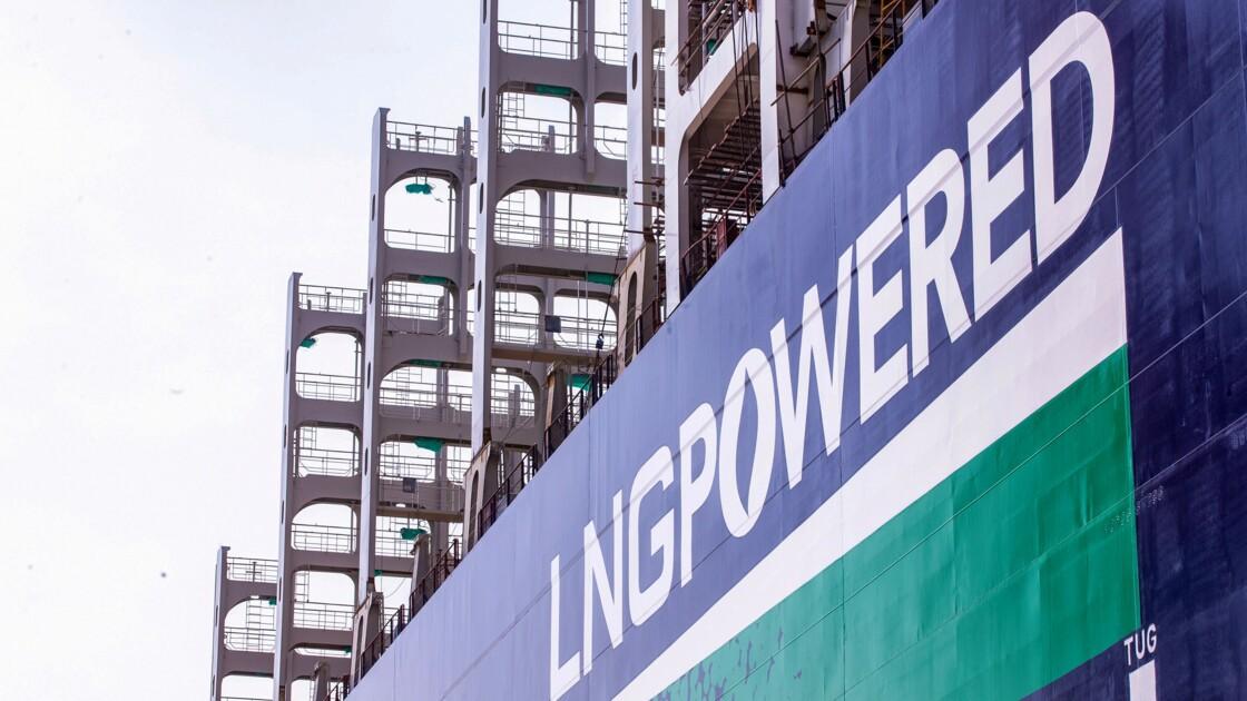 Brittany Ferries renonce à la construction de son premier navire au GNL